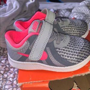 Toddler Girl Nikes